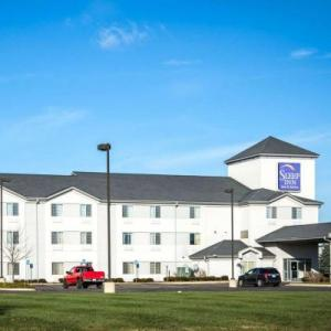 Hotels near Grand Valley State University - Sleep Inn & Suites Allendale