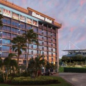 Hard Rock Stadium Hotels - Stadium Hotel