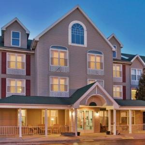 Showboat Amphitheatre Hotels - Country Inn And Suites By Carlson Birch Run