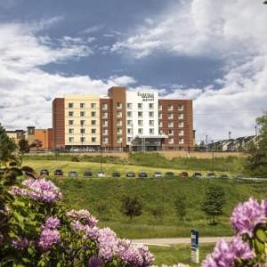 Kean Theatre Hotels - Fairfield Inn & Suites by Marriott Pittsburgh North/McCandless Crossing