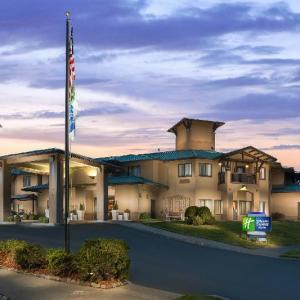 Holiday Inn Express Hotel & Suites Arcata/eureka-airport Area