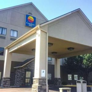 Hotels near Whiskey Tango Grain Valley - Comfort Inn Grain Valley