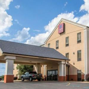 Comfort Suites - Jefferson City