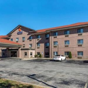 The Pavilion at John Knox Village Hotels - Comfort Inn & Suites Lees Summit -Kansas City