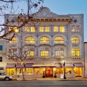 Golden State Theatre Hotels - The Monterey Hotel
