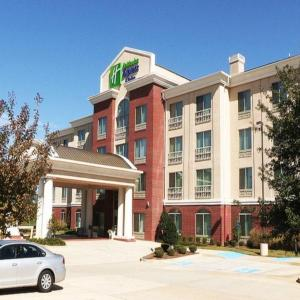 Hirsch Memorial Coliseum Hotels - Holiday Inn Express Hotel And Suites Shreveport-West