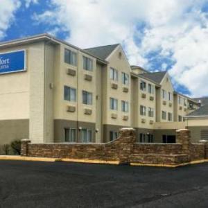 Comfort Inn & Suites Crystal Inn Sportsplex
