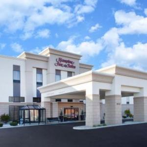 Lynwood Sports Center Hotels - Hampton Inn and Suites Munster