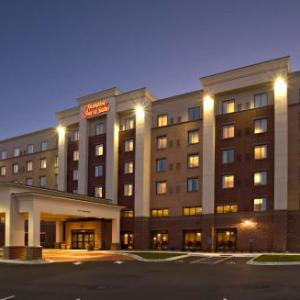 Hampton Inn & Suites Minneapolis/St. Paul Airport MN, 55425