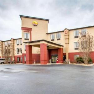 Smoky Mountain Center for the Performing Arts Hotels - Comfort Inn