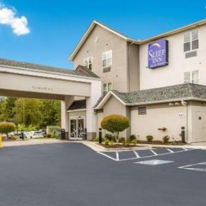 Jones County Civic Center Hotels - Sleep Inn & Suites Jacksonville