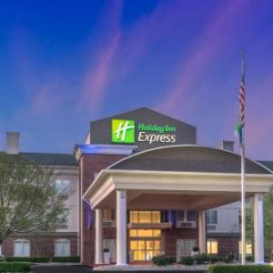 Godman Army Airfield Hotels - Holiday Inn Express Radcliff - Fort Knox
