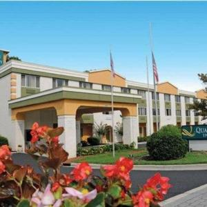 Quality Inn Huntersville near Lake Norman