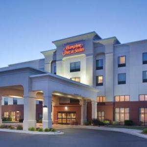 Hotels near Holt Arena - Hampton Inn & Suites Pocatello