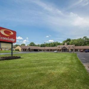 Sussex County Fairgrounds Hotels - Econo Lodge Newton
