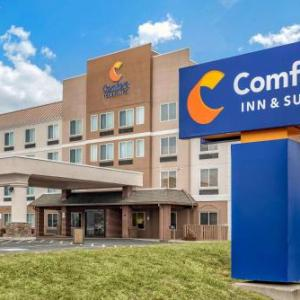 National Trail Raceway Hotels - Comfort Inn & Suites Heath