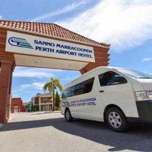 Sandalford Wines Swan Valley Hotels - Sanno Marracoonda Perth Airport Hotel