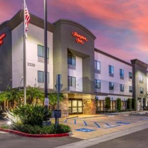 Hampton Inn Carlsbad-North San Diego County Ca