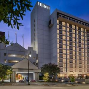 Alys Stephens Center Hotels - Hilton Birmingham at UAB