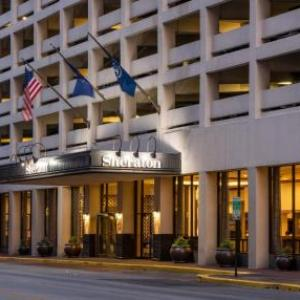 Hotels near Military Park Indianapolis - Sheraton Indianapolis City Centre Hotel