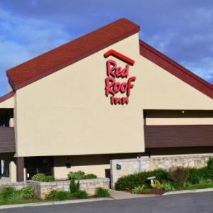 Hotels near Star Plaza Theatre - Red Roof Inn Merrillville