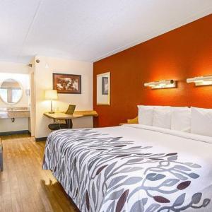 Red Roof Inn Charleston - Kanawha City WV