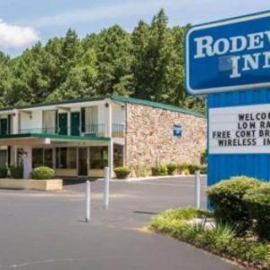 Alabama International Dragway Hotels - Rodeway Inn Gadsden 1-59 exit 183