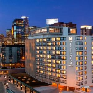 Music Hall Minneapolis Hotels - Millennium Minneapolis