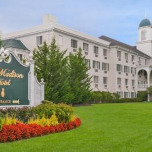 Hotels near Drew University - The Madison Hotel