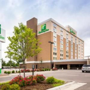 Rock Island Live Hotels - Holiday Inn Wichita East I-35