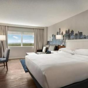 IZOD Center Hotels - Hilton Meadowlands