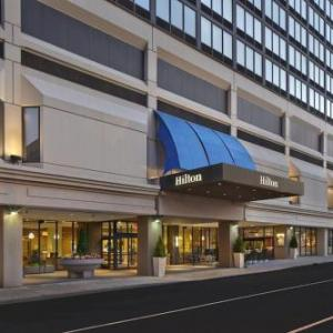 Union Station Hartford Hotels - Hilton Hartford