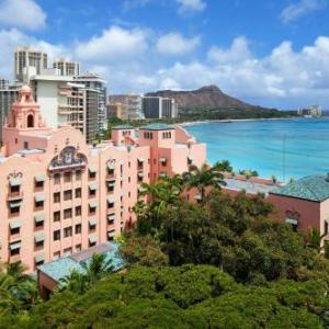 The Royal Hawaiian A Luxury Collection Resort