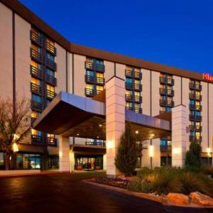 Hotels near Tingley Coliseum - Sheraton Uptown Albuquerque Hotel
