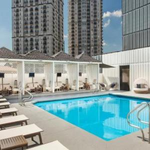 Hotels Near Atlanta Botanical Garden   W Hotel Atlanta Midtown