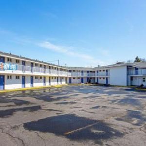 Motel 6 Pendleton Or - West