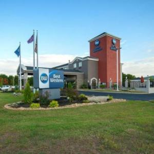 McAlister Auditorium Hotels - Best Western Travelers Rest/greenville