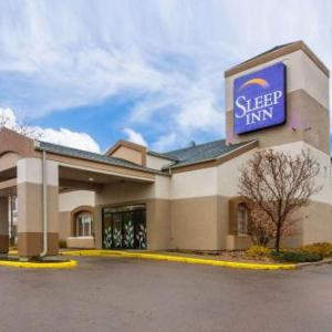 Sioux Falls Stadium Hotels - Sleep Inn Airport Sioux Falls