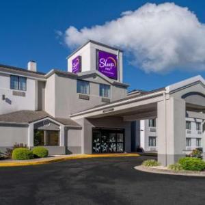 Charleston Municipal Auditorium Hotels - Sleep Inn Charleston