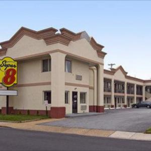 Super 8 by Wyndham Newark DE
