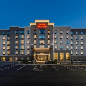 Anderson Center Cincinnati Hotels - Hampton Inn & Suites Newport/Cincinnati KY