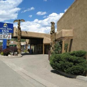 Indian Hills Inn Taos Plaza