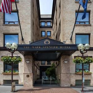 Hotels near McMenamins Crystal Ballroom - The Mark Spencer Hotel
