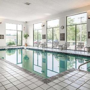 Veterans Memorial Coliseum Madison Hotels - Comfort Inn Madison - Downtown