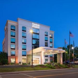 Hotels near Maier Foundation Performance Hall - Fairfield Inn & Suites by Marriott Charleston
