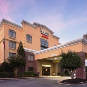 Fairfield Inn & Suites Atlanta Airport South/Sullivan Road GA, 30337