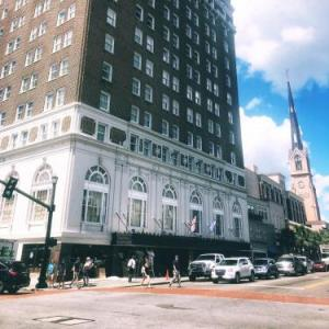 Burke Middle High School Charleston Hotels - Francis Marion Hotel