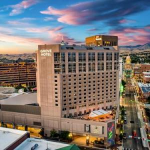 Hotels near Idaho Botanical Garden - The Grove Hotel