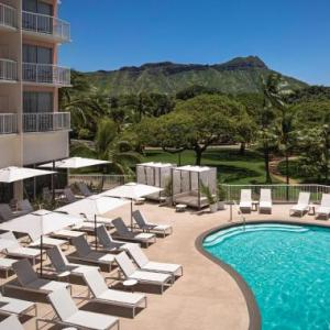 Diamond Head Theatre Hotels - Park Shore Waikiki Hotel