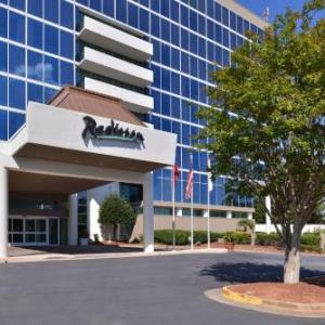 Hotels near Cobb County Civic Center - Radisson Hotel Atlanta-marietta